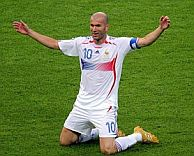 Zidane. (Foto: EFE)