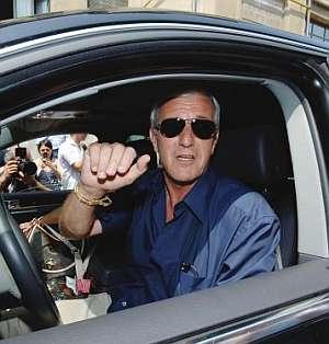Lippi abandona el hospital donde se encuentra ingresado Gianluca Pessotto. (Foto: AP)