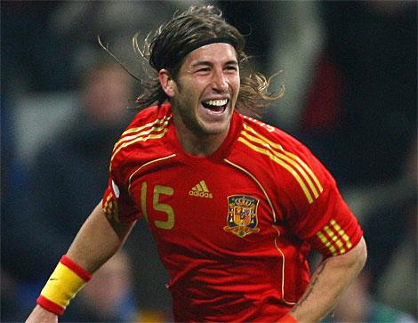 Sergio Ramos 2010