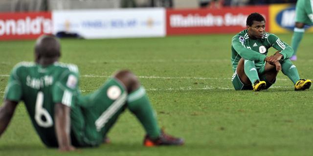 Desolación nigeriana (Foto: France Presse)
