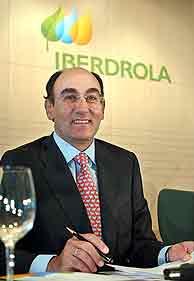 El actual vicepresidente y consejero delegado de Iberdrola, Ignacio Sánchez Galán, que sustituirá a Iñigo de Oriol. (Foto: EFE)