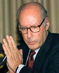 Archivo. Miguel Boyer. (Foto: EFE)