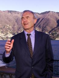 Miembro alemán del consejo de Administración del Banco Central Europeo, Otmar Issing. (Foto:AP).