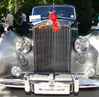 """Un Rolls Royce, uno de los productos de la cesta para """"súper ricos"""". (Foto: DIEGO SINOVA)."""