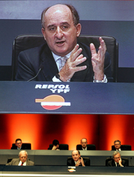 El presidente de Repsol YPF, Antonio Brufau. (Foto: REUTERS).