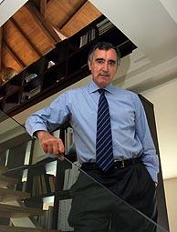 José María Castellano. (Foto: Irene Villa)