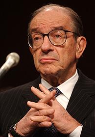 Alan Greenspan dejará su cargo en enero, tras 18 años al frente de la Reserva Federal. (Foto: AP)