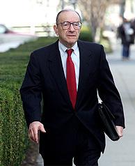 Alan Greenspan ha marcado el paso de las finanzas mundiales en las últimas décadas. (Foto:AP)