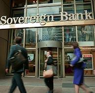 Una oficina del Sovereign Bank en Filadelfia. (Foto: EFE)
