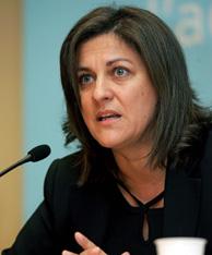 La ministra de Vivienda, María Antonia Trujillo. (Foto: EFE).