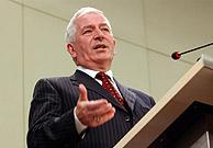 El comisario europeo de Mercado Interior, Charlie McCreevy. (Foto: AP)