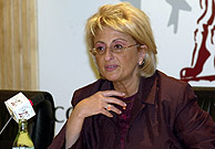 Maite Costa, presidenta de la CNE (Foto:EFE)