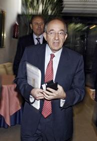 El secretario de Estado de Hacienda, Miguel Angel Fernández Ordóñez. (Foto: Jaime Villanueva)