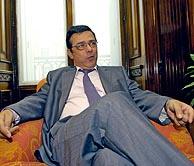 Reinaldo Rodríguez, presidente de la CMT (Foto: Begoña Rivas)