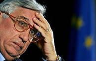 Antonio Fazio, gobernador del Banco de Italia. (Foto: REUTERS)