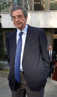 Cesar Alierta, presidente de Telefónica. (Foto:José Aymá)