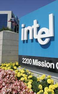 Sede de Intel en California . (Foto: AP)