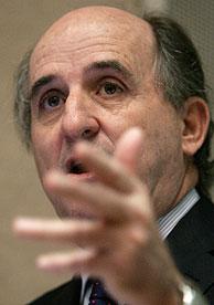 El presidente de Repsol YPF, Antonio Brufau. (Foto:EFE)