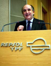 El presidente de Repsol YPF, Antonio Brufau. (Foto: REUTERS)