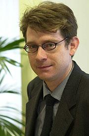 El portavoz comunitario de Mercado Interior, Oliver Drewes. (Foto: Comisión Europea)