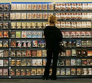 Uno de los establecimientos de Blockbuster en EEUU. (Foto: AP)