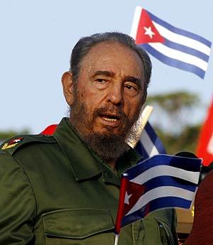 El presidente de Cuba, Fidel Castro. (Foto: AP)