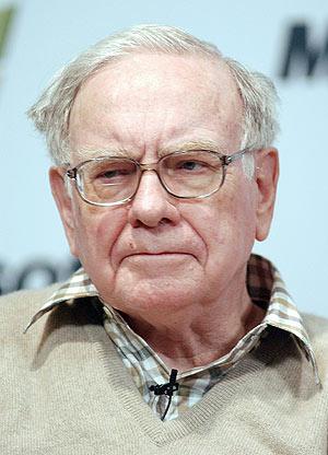 Warren Buffett. (Foto: AFP)