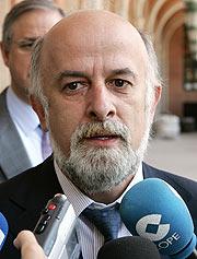 El director general de Iberia, Enrique Donaire. (Foto: EFE)