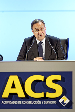 Florentino Pérez, en una foto de archivo. (Foto: Carlos Barajas)