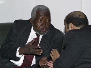 El ministro de Petroleo angoleño, Desidério Costa. (REUTERS)