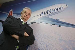 José Luis Carrillo, presidente de Air Madrid. (Foto: EFE)