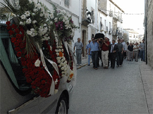 El trabajo en las funerarias es uno de los menos atractivos. (A.M.)