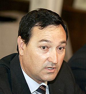 Luis Portillo, presidente de Inmocaral y Colonial. (Foto: D.S.)