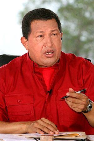 El presidente de Venezuela, Hugo Chávez, uno de los países que apoyan la propuesta. (Foto: EFE)