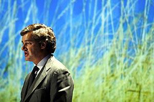 José Manuel Entrecanales. (Foto: REUTERS)