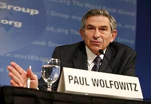 Paul Wolfowitz, presidente del Banco Mundial. (Foto: EFE)