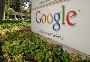 Entrada a la sede de Google en Mountain View (California). (Foto: AP)