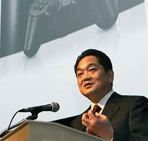 Ken Kuratagi, el creador de la saga de PlayStation. (Foto: AP)
