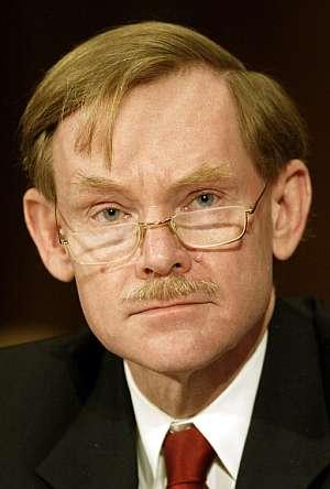 Zoellick, designado por la Casa Blanca para reemplazar a Wolfowitz. (Foto: EFE)