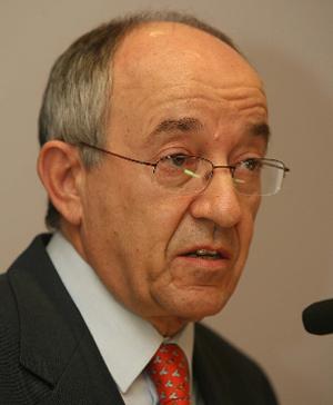 El gobernador del Banco de España, Miguel Ángel Fernández Ordóñez. (Foto: Chema Tejeda)