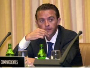 Principal inculpado del 'caso Gescartera', Antonio Camacho. (Foto: JAVI MARTÍNEZ)