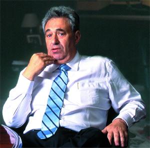Manuel Jove dice que su entrada en BBVA es 'financiera' y que no piensa influir en la gestión. (Foto: EL MUNDO)