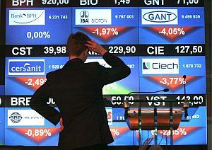 El temor se ha contagiado por todas las Bolsas de Europa. (Foto: EFE)