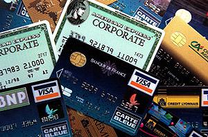 Tarjetas de crédito, una de las formas de crédito al consumo más destacadas. (FOTO: AFP)