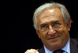 El ex ministro socialista Dominique Strauss-Kahn. (Foto: AFP)