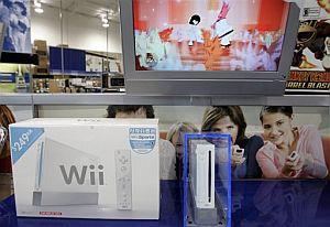 Una videoconsola Wii en una tienda de EEUU. (Foto: AP)