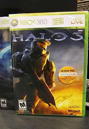 Carátula del videojuego 'Halo 3'. (Foto: REUTERS)