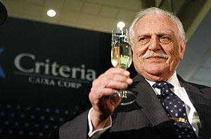 El presidente de Criteria Caixa Corp, Ricard Fornesa. (Foto: REUTERS)