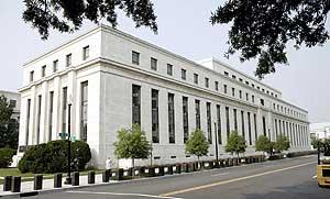 Edificio de la Reserva Federal de EEUU en Washington. (Foto: EFE)