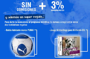 Las nulas comisiones y los regalos son las bazas de estas promociones. (Foto: elmundo.es)